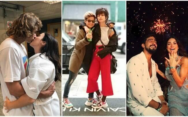 Declarações de amor dos famosos!