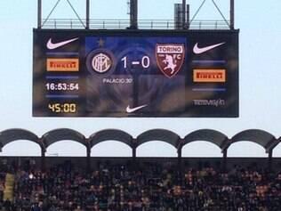Internazionale encostou na Fiorentina na briga pela quarta colocação, mas vê o Parma logo atrás