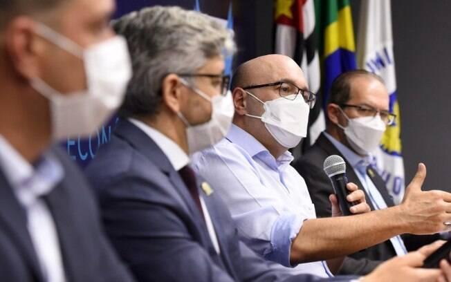 AO VIVO - Dário faz live sobre medidas contra a covid-19