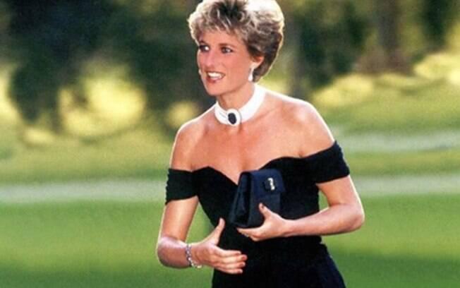 Princesa Diana iria atuar em filme