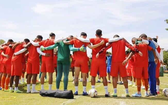 Guarani atualiza lista de atletas machucados e liberados