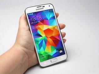 Galaxy S5 tem câmera de 16 megapixels