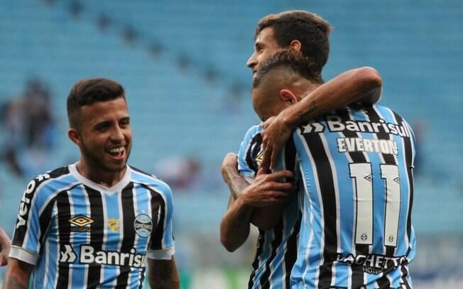 Grêmio passa pelo São Luiz e garante vaga entre as finais dos campeonatos estaduais de 2019