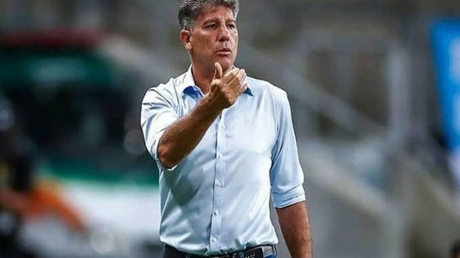 Renato Gaúcho acerta com o Flamengo