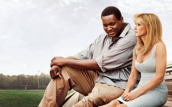 Sandra Bullock ganho um Oscar por conta de sua atuação em