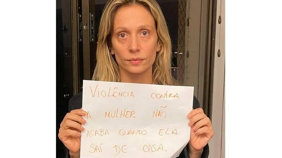 Luisa Mell desabafa sobre relacionamento abusivo