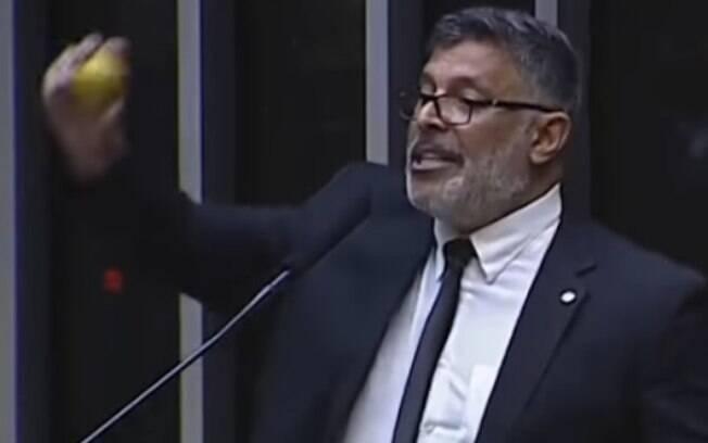 Alexandre Frota é deputado federal pelo PSDB-SP