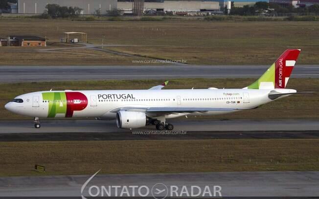 TAP operará voo cargueiro em Curitiba