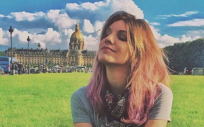 Mari Moon dá dicas de turismo em Paris