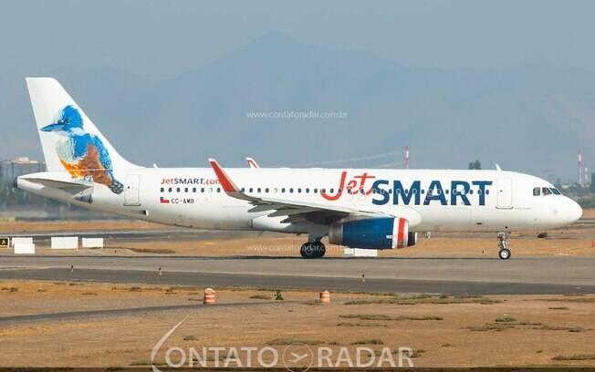 JetSMART inicia vendas de voos partindo do Aeroparque