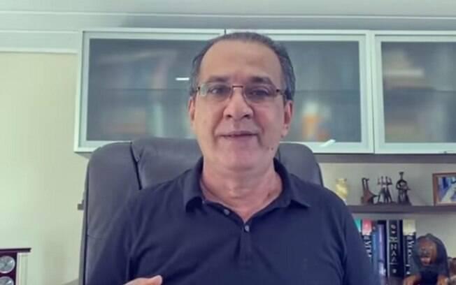 Silas Malafaia gravou vídeo para criticar indicação de Bolsonaro ao STF