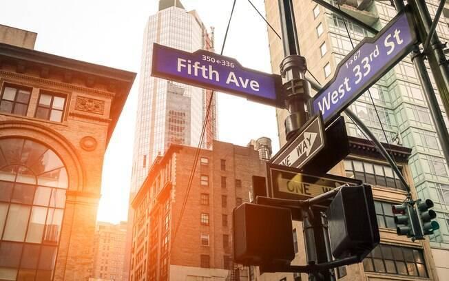 New York, nos Estados Unidos, está entre os destinos mais caros para se fazer intercâmbio; moeda é um dos fatores
