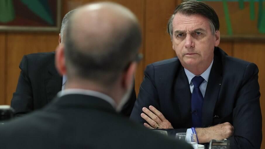 Ministros do TCU recusam convite de Bolsonaro para tomar café da manhã