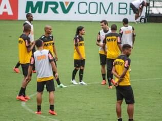 Cárdenas treinou pela primeira vez com seus novos companheiros na Cidade do Galo
