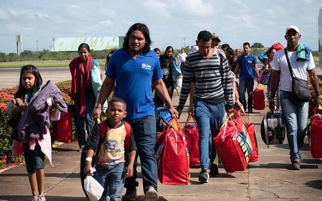 Mundo tem 70 milhões de refugiados; pedidos de asilo no Brasil crescem 136%  - Mundo - iG