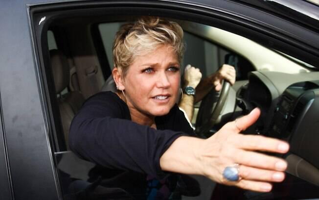 Xuxa desabafou contra Justin Bieber