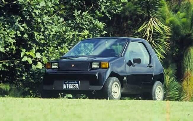 Brasileiro, o Dacon 828 trazia a visão de Anísio Campos sobre como os carros pequenos deveriam ser