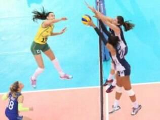 Com o resultado, o Brasil permanece na liderança isolada do Grand Prix