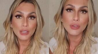 'Estou sendo perseguida, atacada e julgada', desabafa Lívia Andrade
