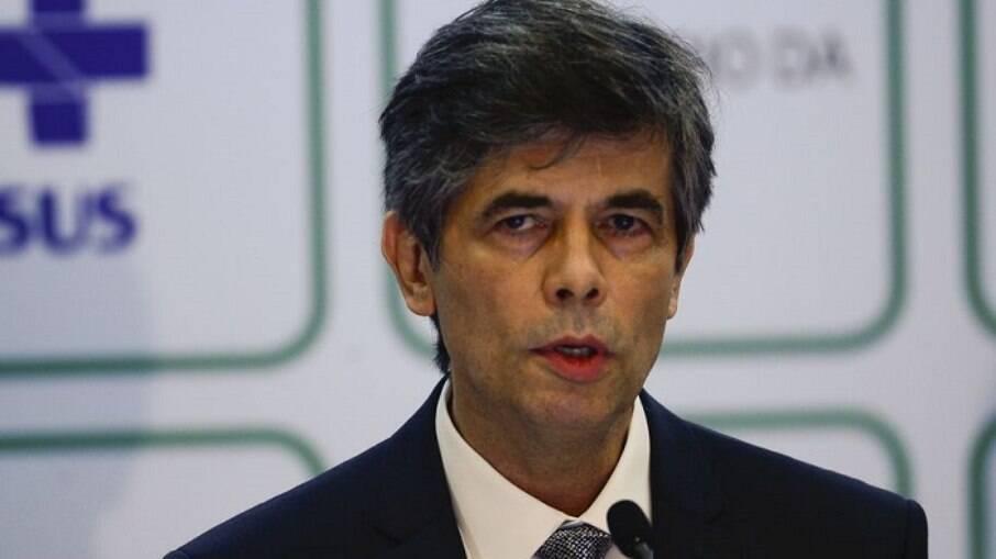 Nelson Teich, ex-ministro da Saúde