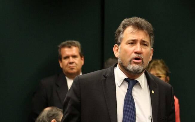 Deputado José Geraldo (PA) é indicado do PT para a comissão do impeachment.. Foto: Charles Sholl/Futura Press - 10.12.15