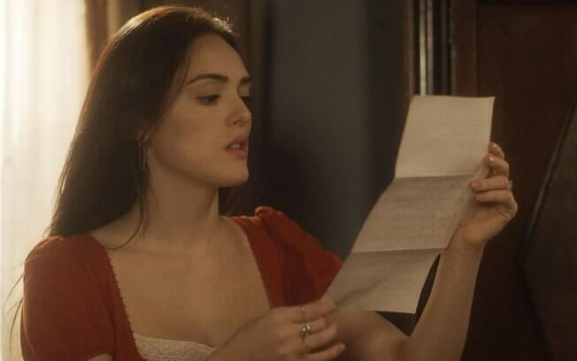 Anna consegue uma prova contra Thomas e a entrega para Joaquim, em Novo Mundo