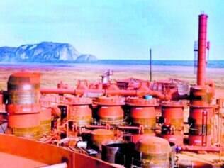 Onde.  Operários trabalhavam na construção da usina Biocom da Odebrecht, na província de Malanje