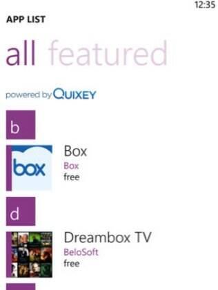 Imagem oferecida pela empresa de desenvolvimento mostra interface de novo aplicativo da Microsoft