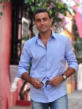 Ricardo Pereira: primeiro ator estrangeiro a viver um protagonista brasileiro