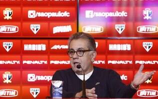Reunião regular da diretoria do São Paulo termina em briga entre Ataíde e Aidar - Futebol - iG