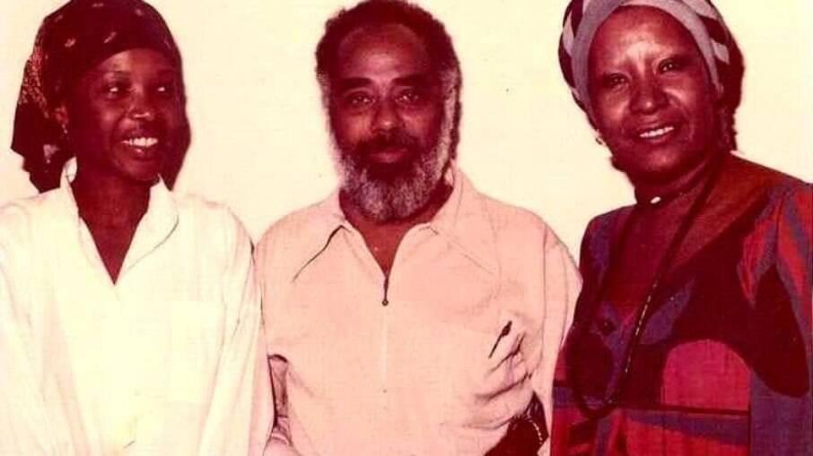 Beatriz Nascimento, Abdias do Nascimento e Lélia Gonzales