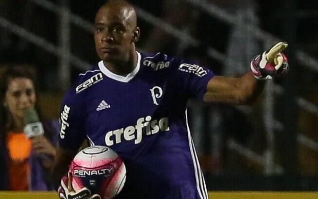 Herói no primeiro jogo, Jailson brilhou na disputa de pênaltis e garantiu o Palmeiras na final