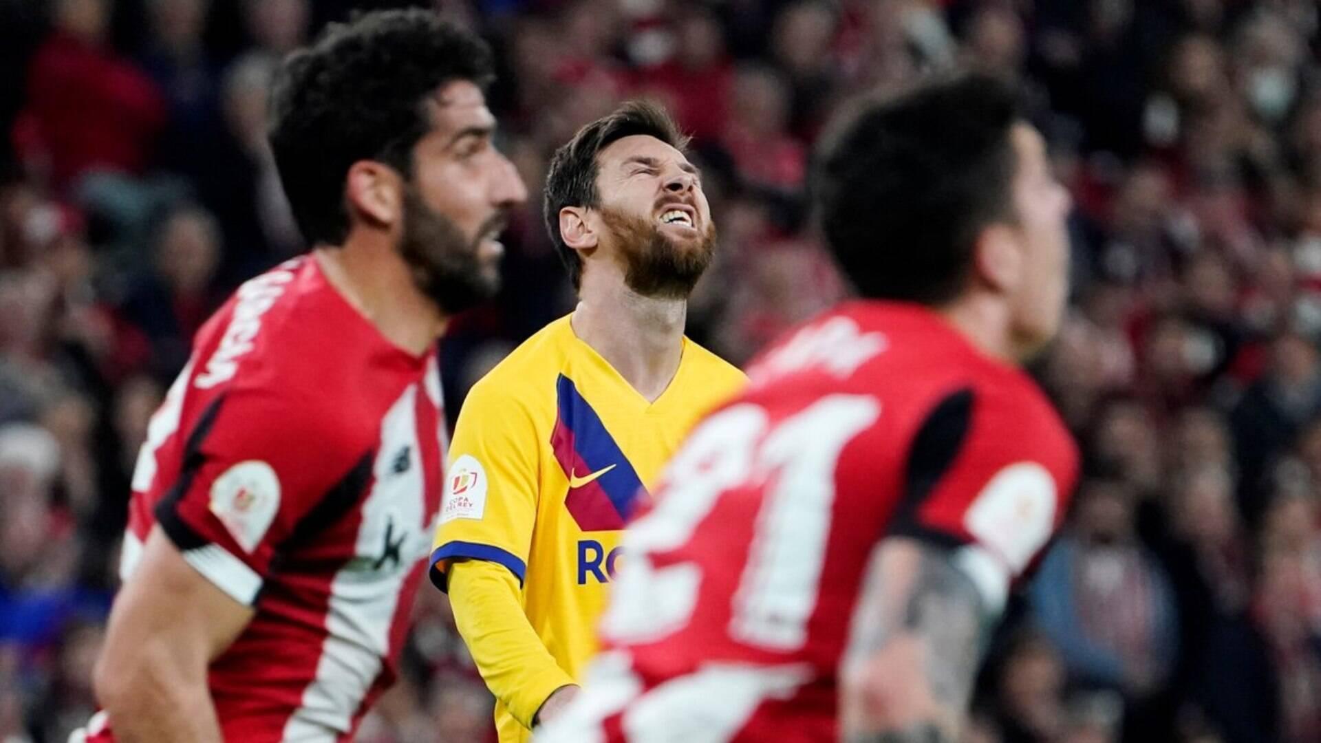 Eliminados Barcelona Leva Gol Nos Acr U00e9scimos E Repete