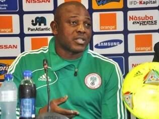Treinador da seleção da Nigéria aposta em novas surpresas na Copa