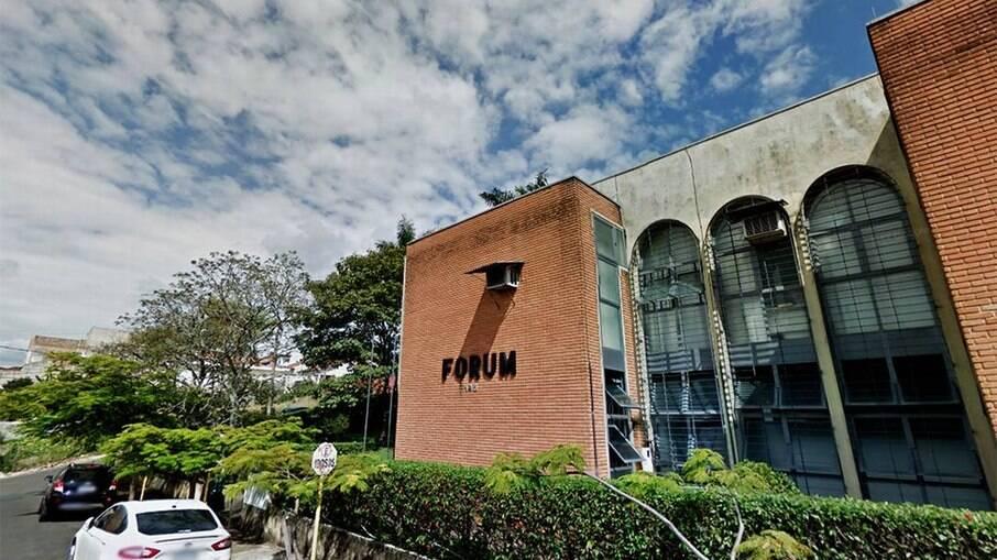 Fachada do Fórum da Comarca de Campestre, em Minas Gerais