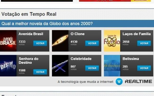 'Avenida Brasil' é eleita a melhor novela da Globo dos anos 2000