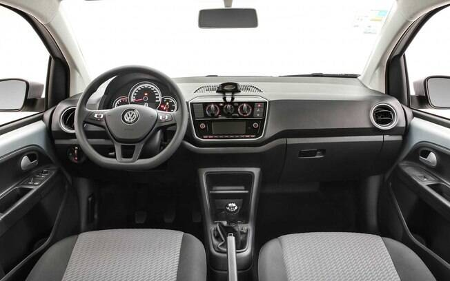 Interior do VW Up!