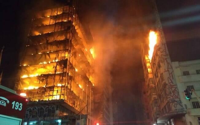 Juiz entende que lideranças de movimentos sem-teto podem atrapalhar investigação sobre pre´dio que desabou em São Paulo