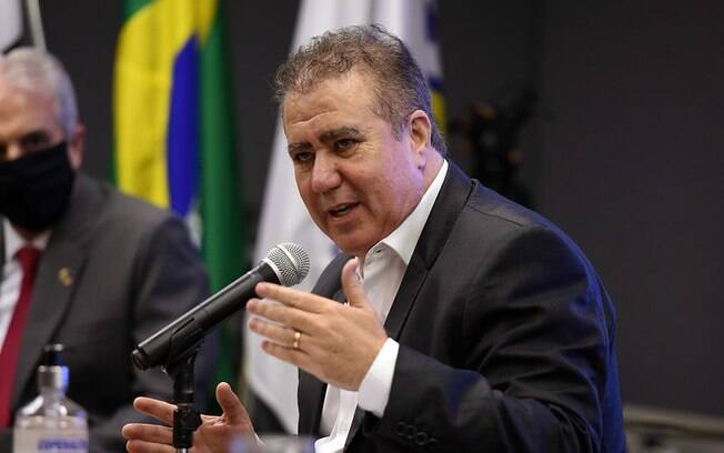 Jonas Donizette foi multado em R$ 25 mil por propaganda eleitoral antecipada.