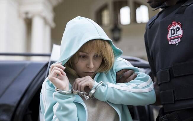 Carla Diaz vive Suzane Von Richthofen nos dois filmes que serão lançados em breve