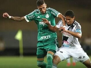 Palmeiras vence a Ponte em Cuiabá