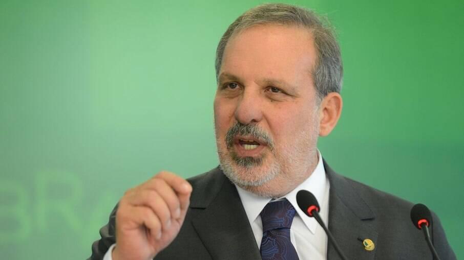 Ex-senador Armando Monteiro