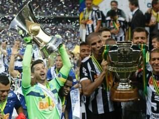 A temporada nacional deste ano ficou marcada por dois grandes títulos de Galo e Raposa