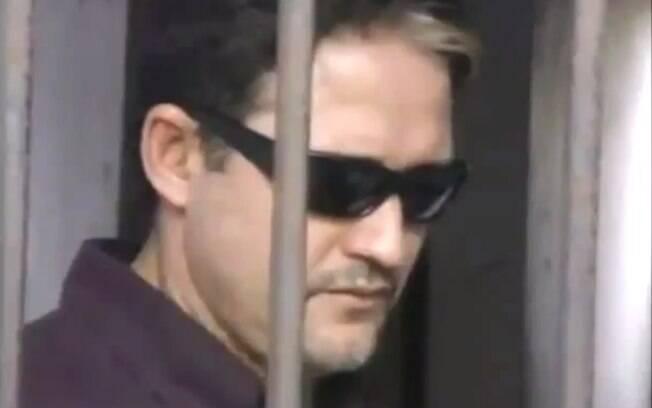 O brasileiro foi preso em 2003 ao entrar no aeroporto de Jacarta com 13,4 quilos de cocaína