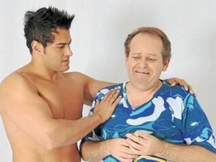 """Os betinenses Bruno Canaã e Fernando Veríssimo são alguns dos atores de """"As Monas Lisas"""""""