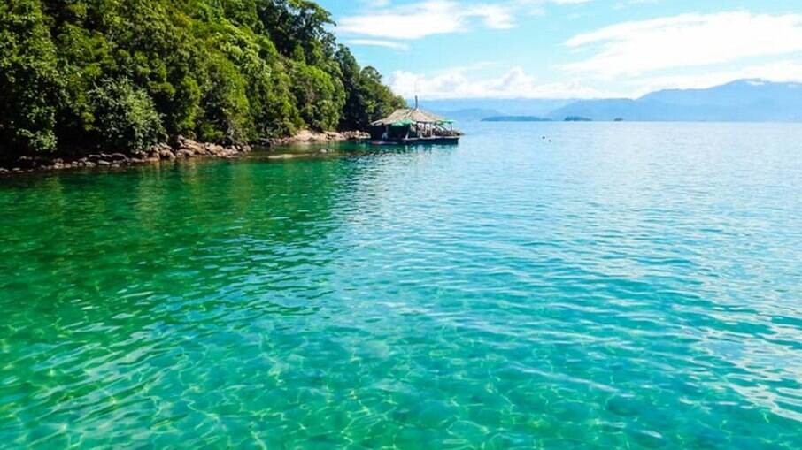 Paraty é famosa pelas praias e natureza
