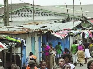 Entre os países mais afetados pelo vírus está a Libéria