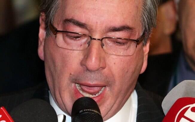 Em julho, Cunha renunciou ao cargo de presidente da Câmara, mas continua com o mandato de deputado