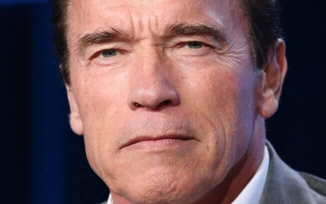 Arnold Schwarzenegger já foi atacado por Donald Trump