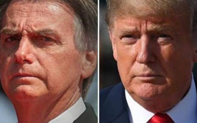 Primeira reunião entre Bolsonaro e Trump pode acontecer em março